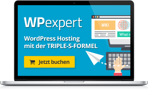 WordPress Hosting Angebot